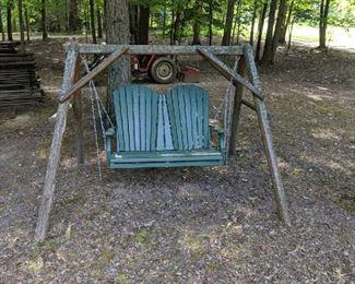 $125  Outdoor swing