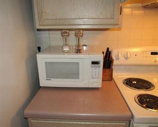 Kenmore Microwave