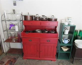 Vintage Dry Sink
