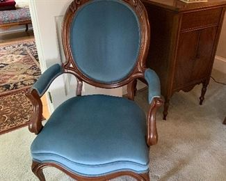 Available for Pre-Sell - Victorian Parlor Gentleman's Chair