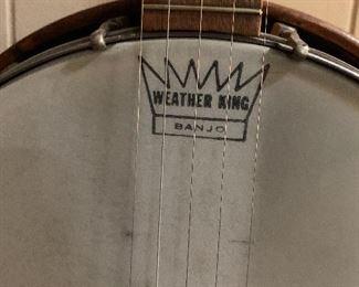 Weather King Banjo