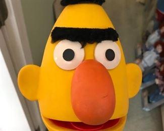 Vintage Bert Hand Puppet