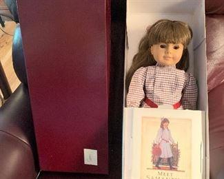 American Girl Doll NIB - Samantha