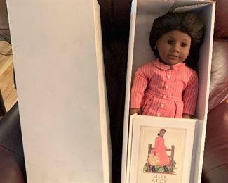 American Girl Doll NIB - Addy
