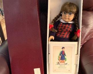 American Girl Doll NIB - Molly