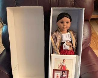 American Girl Doll NIB - Josefina