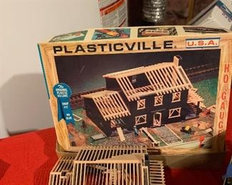 Plasticville USA HO Gauge