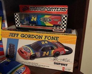 Jeff Gordon Fone - Landline Telephone