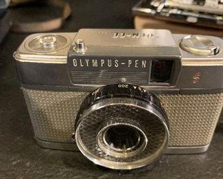 Olympus - Pen Camera