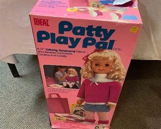 Ideal Patty Play Pal