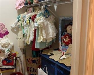 Handmade Girls Dresses - Smocking