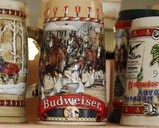 Budweiser 90's Stein