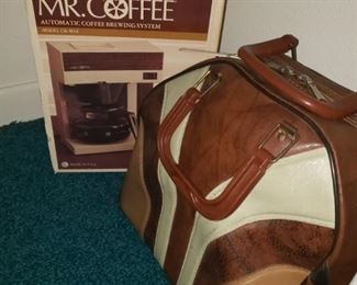 Bowling Balls and Coffee Makers... we have a few