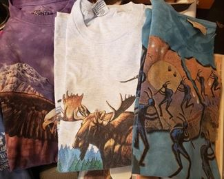 Cool Nature  T Shirts.... XL