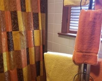 Fall Colors for the Bathroom.