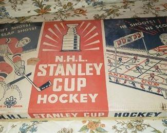 50's Vintage Tabletop Hockey