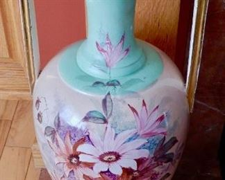 A PAIR OF THESE LARGE AND BEAUTIFUL FLOOR VASES