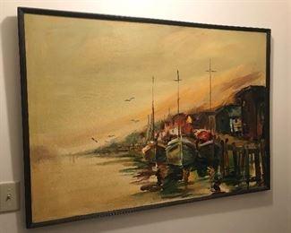 Original Sea Scape