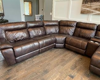 6 pieces-cup holders and recliners