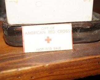 Red Cross cards