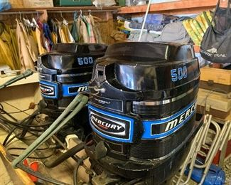 1965 Reinell with two 50HP Mercury's, fish finder and two new seats.  Great boat for crabbing/fishing
