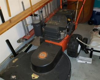 DR Professional Power Field and Brush Mower