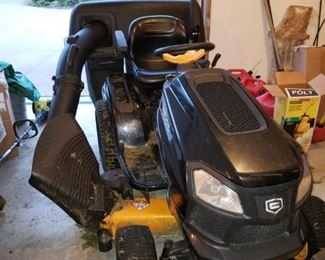 Craftsman lawn mower (with trailer not pictured)