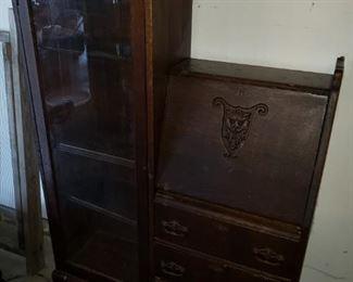 Antique Gentleman's secretary