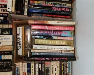 War books, more.