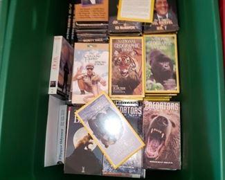 NatGeo VHS.