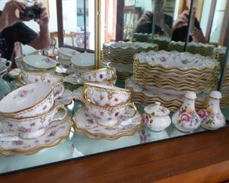 "Royal Crown Derby ""Royal Antoinette"""