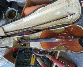 Antique Wurlitzer violin