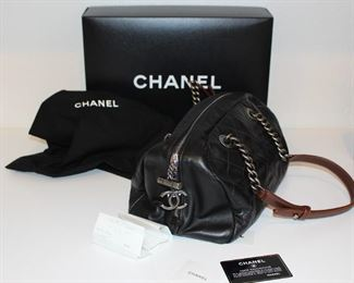 100%  Authentic Chanel purse