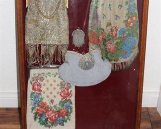 Victorian, Art Deco purses