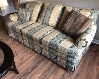 Upholstered Sofa in excellent condition