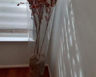 5 ft tall flower vase