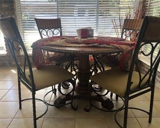 Table W/4Chairs