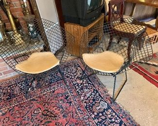 Knoll  Bertoia Chairs