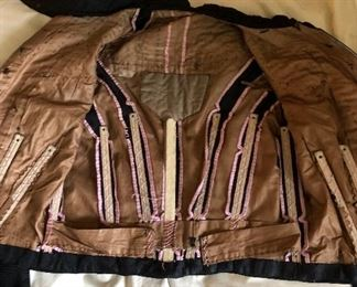 Inside jacket from 1900's