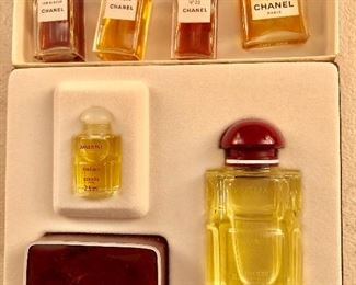 Perfumes - Chanel and Hermes