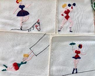 Circus linens