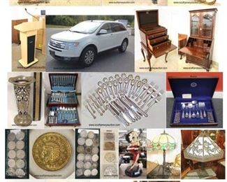 South Jersey Auction October 20th Left