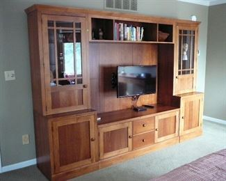 gorgeous Entertainment Center by Ethan Allen