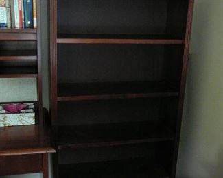 Nice Solid Cherry bookcase