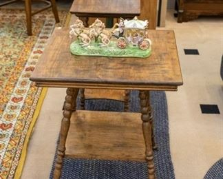Lots of occasional tables in this sale!