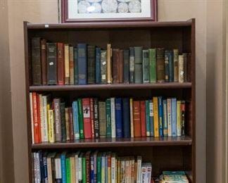 Books and more books!