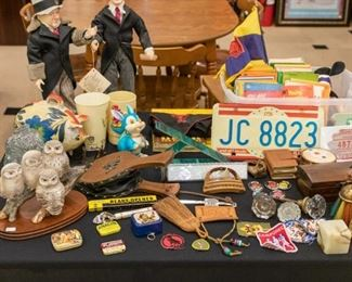 MANY COLLECTIBLES!