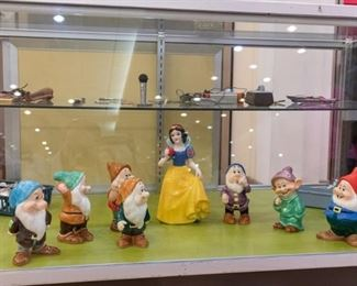 Snow White and the Seven Dwarfs - from Disney!