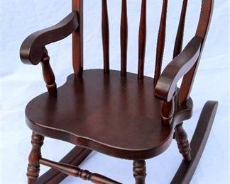 Children's Windsor Rocking Chair