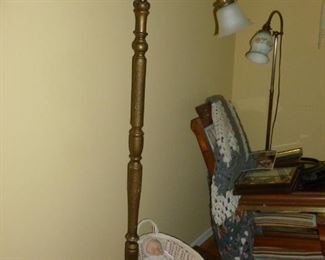 Nice antique lamp